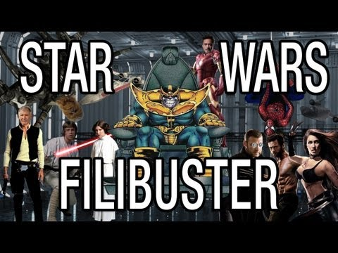 Star Wars Filibuster - Animation