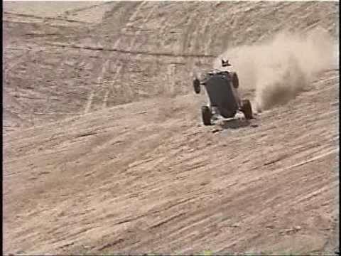 sand rail roll over