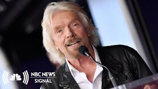 Richard Branson: 'Right Kind Of Businessman' Would Make Good President | NBC News Signal - NBCNEWS
