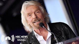 Richard Branson: 'Right Kind Of Businessman' Would Make Good President | NBC News Signal - NBCNEWS