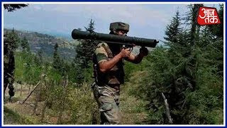 Pakistan's Provocative Firing Continues; 2 Civilians Dead, 3 BSF Soldiers Injured - AAJTAKTV