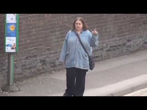 Eastleighs Got Talent - The Dancing Queen of the Bus Stop - Genuine Original