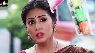 Srimathi 21F Latest Movie Scenes | Sadha Escaping from Gopla Krishna | Sri Balaji Video - SRIBALAJIMOVIES