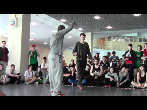 UDS fest 10. POPPING. What Zit' Toya vs Geo (part2)
