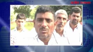 video : जींद : पेट्रोल पंप के सेल्समैन की तेजधार हथियारों से हत्या
