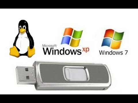 How to Create Multiboot Windows and Linux USB Drive by AvoidErrores