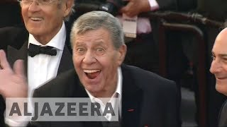 US comedy icon Jerry Lewis dies at 91 - ALJAZEERAENGLISH