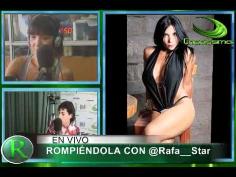 Rafa Star entrevista a Noelia Arias (licenciada Tetarelli) en Cappissima Multimedial