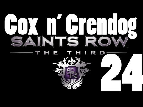 Saints Row the Third Part 24 Youtube is dark and full of terrors