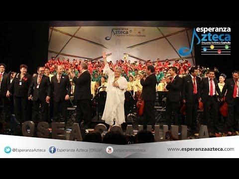 Concierto Esperanza Azteca Coahuila