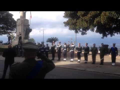 Reggio Calabria Commemorazione Caduti Forze Armate