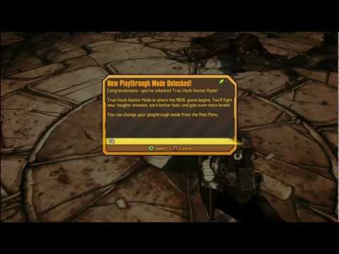 Borderlands 2 - Final Boss Fight/Cutscene and Credits