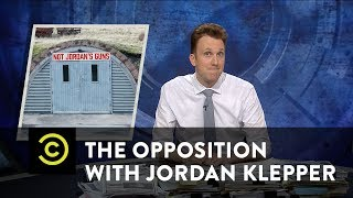 America's Teens Experiment with Gun Control - The Opposition w/ Jordan Klepper - COMEDYCENTRAL