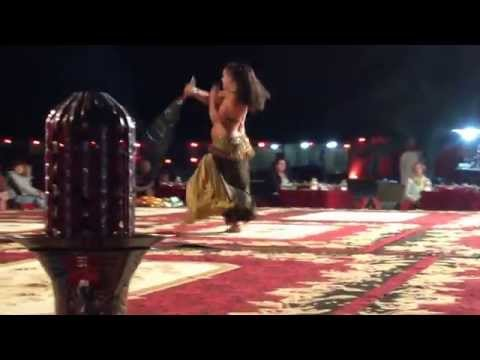 More Belly Dancing @ Arabian Nights Desert Camp, Dubai, UAE (United Arab Emirates) 4/4