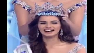 In Graphics: These 10 things will let you know a lot about Miss World 2017, Manushi Chhill - ABPNEWSTV