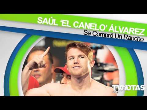 Gaby de la Garza Espectacular,'El Canelo' Rancho,Maryfer Malo'H Extremo',Diego Luna Debut Cantante.