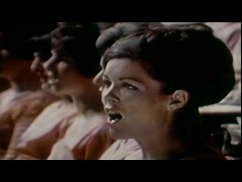 Sample of Vintage Mormon Tabernacle Choir footage from the new 100 Collection Album