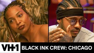Charmaine Confronts Ryan About Their Relationship | Black Ink Crew: Chicago - VH1
