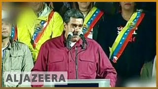 🇻🇪 Maduro wins Venezuela polls: 'They underestimated me' | Al Jazeera English - ALJAZEERAENGLISH