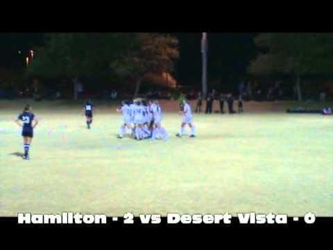 2010 Taylor Goal vs Desert View at Tempe Diablo Classic