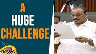 RTC revenue loss, a huge challenge | Atchannaidu in AP Assembly | Mango News - MANGONEWS