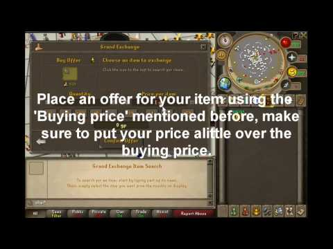 Runescape Grand Exchange Merchanting Guide With Freetrade