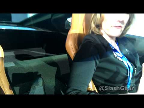 2014 Corvette Stingray interior walkthrough with Helen Emsley