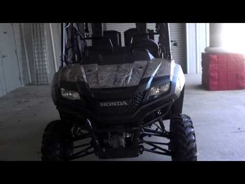 2014 Pioneer 700-4 Camo SALE / Honda of Chattanooga TN UTV SXS Dealer Best Prices Around!