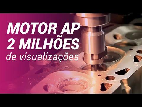 Motor AP - Retífica completa de cabeçote
