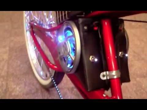 Copia de bicicleta tuning