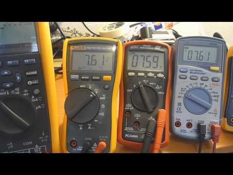 Multimeter Review / buyers guide / tutorial
