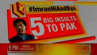 NewsX Exclusive: US exposes Pak-Taliban links; Imran, did army tell you this? | Nation at 9 - NEWSXLIVE
