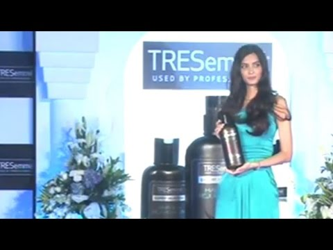 Diana Penty Attends The Product Launch Of Tresemme