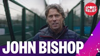 John Bishop's appeal film for Sport Relief 2018 - BBC - BBC