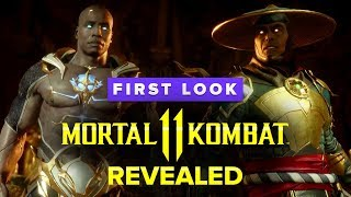 Mortal Kombat 11: Everything revealed from its debut event - CNETTV