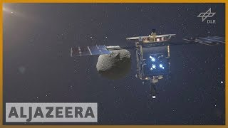 🇯🇵 Japanese asteroid hunter touches down l Al Jazeera English - ALJAZEERAENGLISH