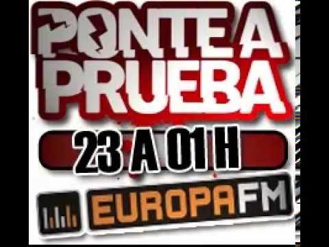 Daniela Blume calienta a un tío recién operado de fimosis en PONTE A PRUEBA (Europa FM)