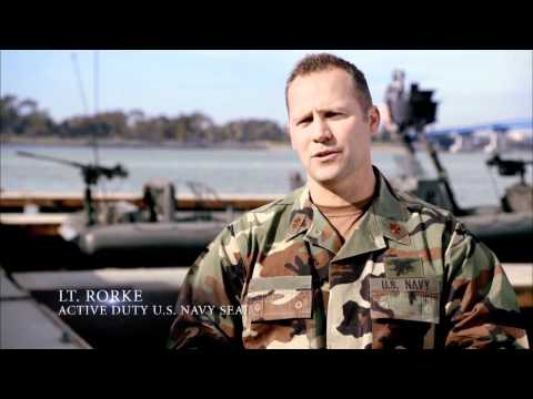 Act of Valor Featurette - The Real Navy Seal Lieutenant Rorke [HD]