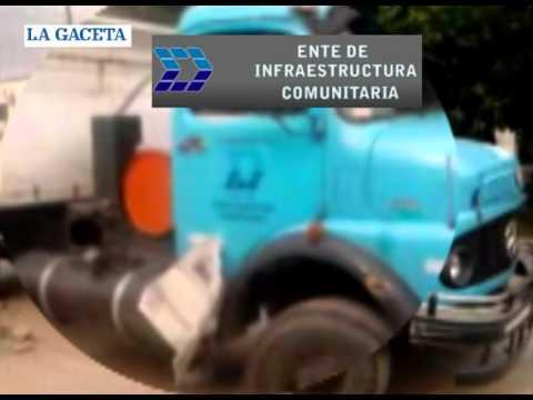 Un camión del Estado fue usado para un trabajo particular
