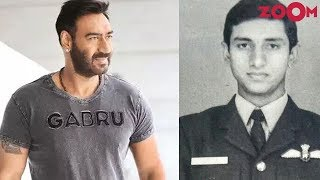 Ajay Devgn to essay the role of squadron leader Vijay Karnik in 'Bhuj: The Pride of India' film - ZOOMDEKHO
