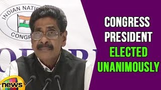 Rahul Gandhi Has Been Elected Congress President Unanimously, Says Mullappally Ramachandran - MANGONEWS