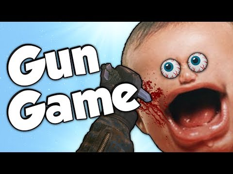 We NEED This in Black Ops 2...(Gun Game Reactions)