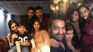 Actor Jr NTR And Pranathi Wedding Celebrations With Ram Charan And Upasana | Tarak | Pranathi - RAJSHRITELUGU