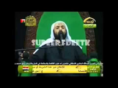 معجزة الامام الحسن يحيي النبي محمد ..!!