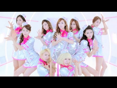 GIRLS`GENERATION少女時代_FLOWER POWER_Music Video
