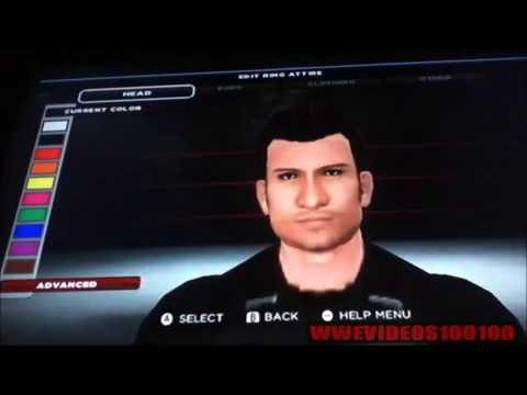 WWE 13 Dean Ambrose Caw Formula