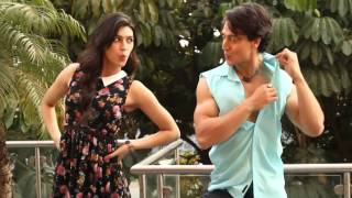 Heropanti | Dance with Tiger And Kriti - UTVMOTIONPICTURES