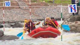 Lavrov goes rafting: Rare footage of Russian FM enjoying favorite sports - RUSSIATODAY