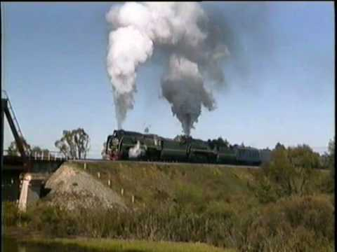 Russian P36 Steam Locomotives