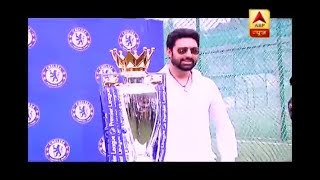 I am support of Chelsea from last 25 years, says Abhishek Bachchan - ABPNEWSTV